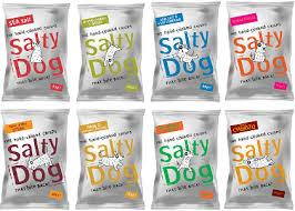 Crisps from Salty Dog