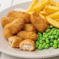 Breaded Wholetail XL Scampi (18-22pcs) - 1 x 450g