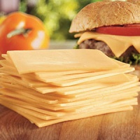 Sliced Burger Cheese - 112 slices