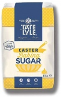 Tate and Lyle Caster Sugar - 2kg pack