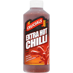 Extra Hot Chilli Sauce - 1 litre