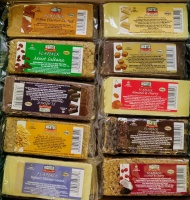 Highgates Large Flapjacks - 30 x wrapped mixed flavours