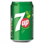 7UP Cans - 24 x 330ml