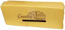 Croxton Mature Cheddar Cheese - 5kg approx
