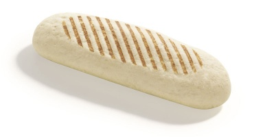 Grill Marked Frozen Paninis - 30 x 125gm