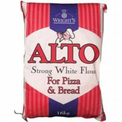 Alto Strong White Pizza and Bread Flour - 16kg sack