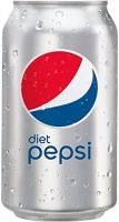 Diet Pepsi Can 330ml