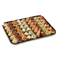 Traditional Canapes Frozen Selection - 54 items