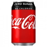 Coke Zero Can - 24 x 330ml