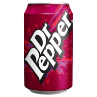 Dr Pepper Can - 24 x 330ml