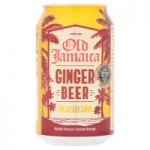 Old Jamaica Ginger Beer Can - 24 x 330ml