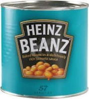 Heinz Baked Beans - 2.62kg Catering tin