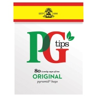 PG tips 80s Pyramid Teabags - 232g box