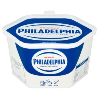Full Fat Philidelphia Cream Cheese - 1.65kg tub
