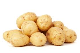 Sack of Washed White Potatoes - 7.5kg