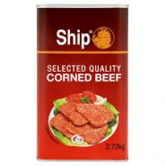 Ship Corned Beef - 2.72kg tin