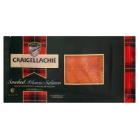 Sliced Smoked Salmon - 250g frozen pack