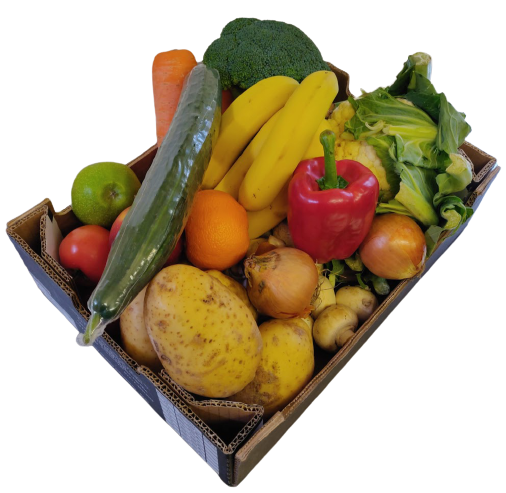 Value Fruit and Vegetable Box - 10 Seasonal Items