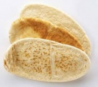 Large Pitta Bread - Pack of 6
