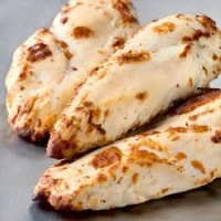 Cooked Roasted Frozen Whole Chicken Breast Fillets (98%) -2.5kg bag