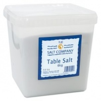 Table Salt - 6kg