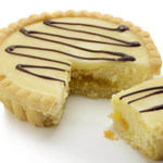 Large Luxury Lemon Tarts - 12 x  wrapped