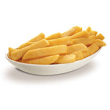 Frozen Steak Cut Fryer Chips - 1 x 2.5kg bag