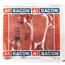 A1 Rindless Back Bacon - 2.27kg packet