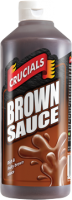 Brown Sauce - 1 litre squeezy