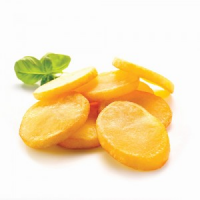 Sliced Sauteed Potatoes - 1 x 2.5kg bags
