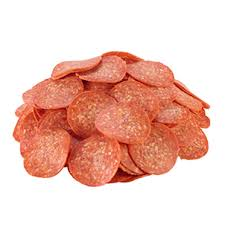 Sliced Pepperoni - 1kg pack