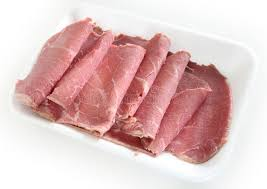 Sliced Salt Beef
