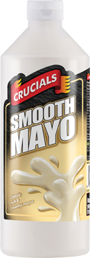 Smooth Mayo - 1 litre squeezy