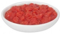 Chopped Italian Tomatoes - 6 x 2.5kg tin