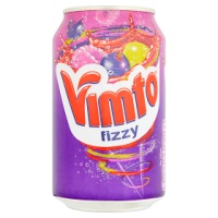 Vimto Fizzy Cans - 24 x 330ml