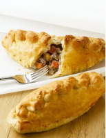 Beef and Vegetable Pasties - 36 x 280g